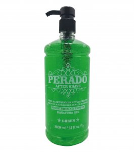 PERADO SHAVING GEL - GREEN